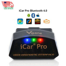 Vgate iCar Pro BLE Bluetooth 4.0 OBD2 Car Scanner Code Reader Diagnostic Tool US