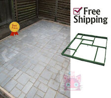 Concrete Mould Path Make Stone Mold Paving Pavement Step Stone Paver Walk Way