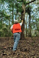 CS-48, High Long Reach 25ft, Tree Limb Branch, Rope Chain Saw, Pruner (UK STOCK)