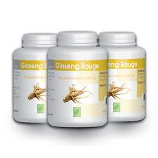 Ginseng rouge  300 gélules dosées à 300 mg