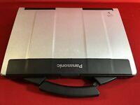 "Panasonic ToughBook Rugged CF-53 i7-3520M 8GB 500GB Win 10 Pro 14""  Hrs. 740"