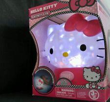 Tech 4 Kid's Lantern Lite Hello Kitty Nightlight Dancing Character Stars
