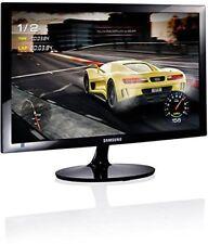Samsung S24D330 Monitor 24'' Full HD, 1920 x 1080, 1 ms, 60 Hz, D-sub, HDMI, Bla