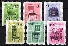 Hungary 2000. Antique furnitures nice set MNH (**) Michel: 4604-4609