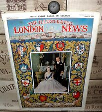 The Illustrated London News - May 22 1954 - Welcome Home Number, Collectable