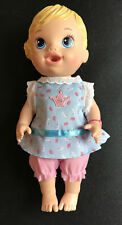 """12"""" 13"""" 14"""" Inch Kids Doll Clothes 4 Baby Alive Princess Crown Top & Panties"""