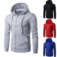 Mens Womens Hooded Sweatshirt Long Sleeve Hoodies Casual Fleece Sweatshirts Tops