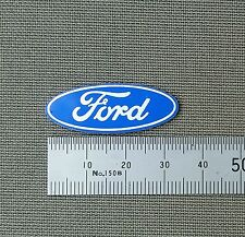 ford badge steering wheel  34mm- 35mm small xd xe cortina escort gt capri falcon
