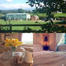 Anglesey Luxury Static Holiday caravan any EASTER per night stay dog friendly