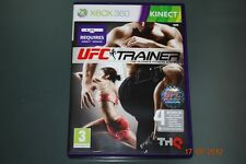 UFC Personal Trainer Xbox 360 Kinect UK PAL