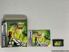 EarthWorm Jim - Nintendo Gameboy Advance - GBA