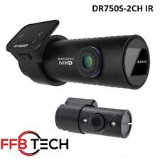 BlackVue DR750S-2CH IR 1080p Dual-Lens WiFi GPS Dashcam (64GB) Authorized Dealer