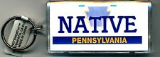 PENNSYLVANIA NAME KEYCHAIN NATIVE (LN-02-165)