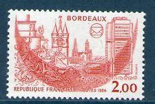 TIMBRE 2316 NEUF XX LUXE - BORDEAUX - 57 EME CONGRES DE LA FSPF
