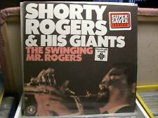 SHORTY ROGERS THE SWINGING MR.ROGERS JAZZ NEW LP RECORD