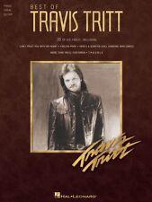 Best of Travis Tritt Sheet Music Piano Vocal Guitar SongBook NEW 000306824