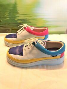 Camper - Twins - Sneaker - Damen - Multicolor - Gr.38 - Topzustand - NP: 135 €