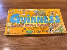 VINTAGE 1979 The Guiness Book Of World Records Board Game