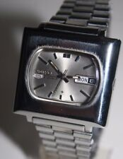 VINATGE SEIKO 5 AUTOMATIC 21 JEWELS 6119-5401 TV DIAL GENT'S WATCH WITH DAY DATE