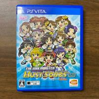 PSVITA/Idolmaster Mast Songs Blue Edition /Rhythm action Game from Japan
