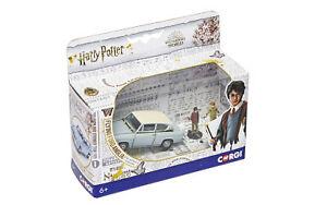 Flying Ford Anglia (Harry Potter) Corgi Die-Cast 1:43 Model Car