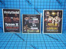 ZCWO 1:6 ZC76 Mens Hommes Vol.003 Boxing Legend Figure - Posters x3