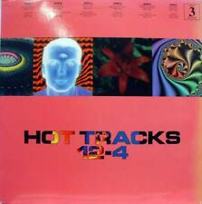 "3x 12"" House Dance VARIOUS hot tracks 12-4  vinyl SA 12-4 VG+ 1993"