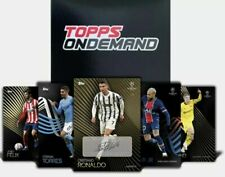 Topps UEFA Champions League Knockout Set OnDemand Box Brand new in hand