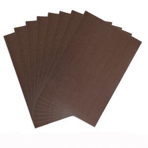 8PCS Aspire Placemat PVC Solid Table Mat Flexible Home Kitchen Dining Decoration
