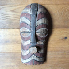 Antique Mask African - Kifwebe Songye Wooden - Arts First - Art Tribale
