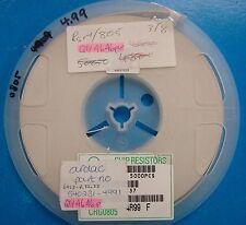 NEOHM 0805 Resistor 4.99 Ohm Reel, 1%, CRG08054R99F, 5000pcs