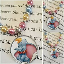 Disney Dumbo Elephant Cute Necklace