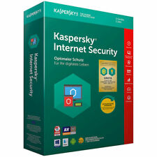 Kaspersky Internet Security 2018 Special Edition: 2 Geräte & 2x Android-Security