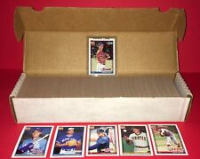 1991 Topps Complete 40th Anniversary Baseball Set 1-792 NM-MT Chipper Jones RC