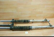 Yamaha DT125 LC Gabel Gabelholme links / rechts front fork LH RH  xg205