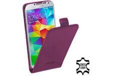Samsung Galaxy S5 Mini Handytasche Schutzhülle Flipcover Case Backcover Leder