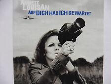 Annett Louisan Auf Dich hab ich gewartet Promo Maxi - CD 1 Track 2009 ultra rar!