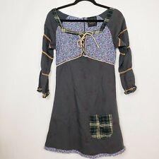 Ian Mosh Long Sleeve Bohemian Dress Size 3