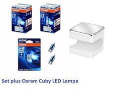 2x OSRAM D1S 66140CBI COOL BLUE Intense Xenon Scheinwerfer plus Osram Cuby LED