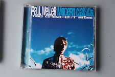 Paul Weller ‎– Modern Classics - The Greatest Hits     [VGC CD]  (REF TS)