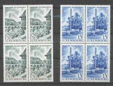 Luxemburg - 1966 - Mi. 738-39 (Blok v. 4) - Postfris - L2928