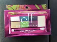 ELF X Christian Siriano Spring Bold Bouquet Eyeshadow Palette