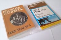 Pilgrim's Handbook Holy Year 1975 Jubilee Year Rome, With Tourist Map/booklet