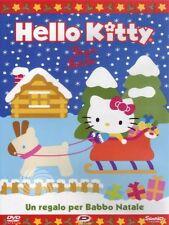 Film dvd Hello Kitty - Buon natale!Un regalo per Babbo Natale ANIMAZIONE cartone