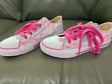 New listing New Never Worn Girls Airwalk Shoes! Size 3.5! Floral Print!