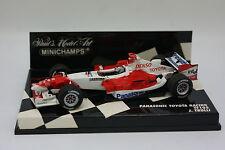 Minichamps 1/43 - F1 Panasonic Toyota Racing TF105 Trulli