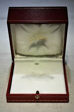 Cartier Panthere jewelry red leather genuine box CO1502 good condition