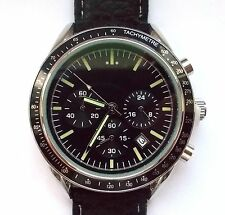 watch  usa astronauts chronograph 90`s