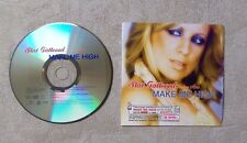 "CD AUDIO MUSIQUE / STAR TATTOOED FEATURING AVA ""MAKE ME HIGH"" 5T CD SINGLE 2007"