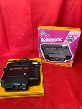 Kodak 980L Kodamatic Instant Camera Original Box with Neck Strap
